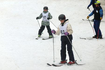 スキー実習